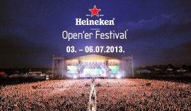 Фестиваль Heineken Open`er 2013