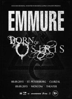 Emmure, Born Of Osiris