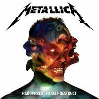 Metallica — Hardwired…To Self-Destruct (2016)