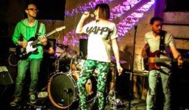 Репортаж с концерта Cheese People в клубе Manifest (от 09.05.2014)