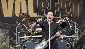 Датчане Volbeat выступят на фестивале Kubana