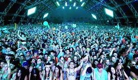Один российский фестиваль стал главным музыкальным событием года в Европе