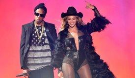 Горячие коллаборации Beyonce и Jay-Z