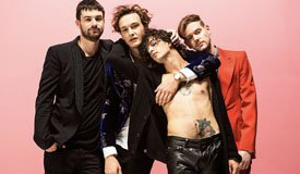 The 1975 перепели «By Your Side» Шаде