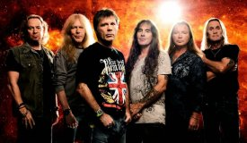 Iron Maiden выпустили второй сингл с будущего альбома