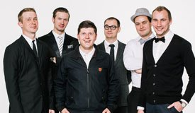 Группа Shootki презентует новый альбом в клубе «Театръ»