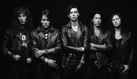 Black Veil Brides перепели песню Motley Crue «Kickstart My Heart»