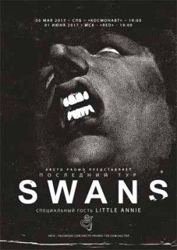 Swans — ОТМЕНА!