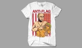 Anti-Flag выпустили мерч с Путиным и Трампом