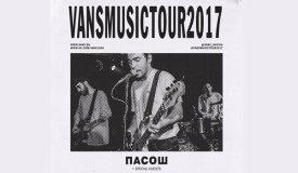 Vans Music Tour пришел в Россию
