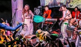Instarock: Обзор московского концерта Of Montreal в Инстаграме
