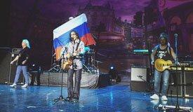 Репортаж с концерта Smokie в Крокус Сити Холле (от 25.02.2015)