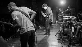 Репортаж с концерта Weary Eyes & Powder! Go Away в «Б2» (от 17.12.2014)