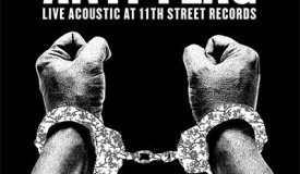 Anti-Flag — Live Acoustic At 11th Street Records (2015)