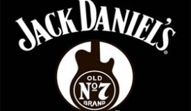 Jack Daniels напоминают о себе миру рок-н-ролла