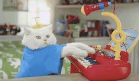 Самые крутые коты сети «снялись» в новом клипе Run the Jewels