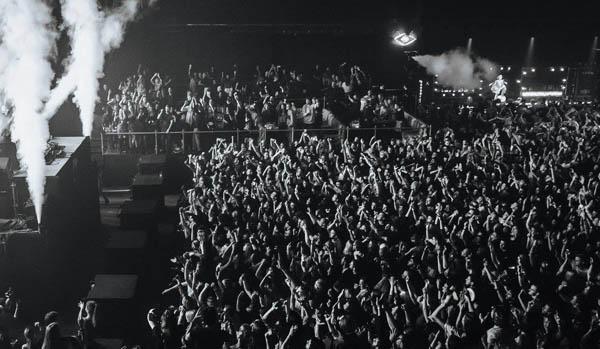 Концерты, которые пройдут в клубе «Адреналин Стадиум» в 2020 году