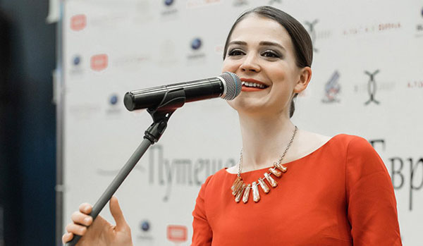 Анна Лукшина