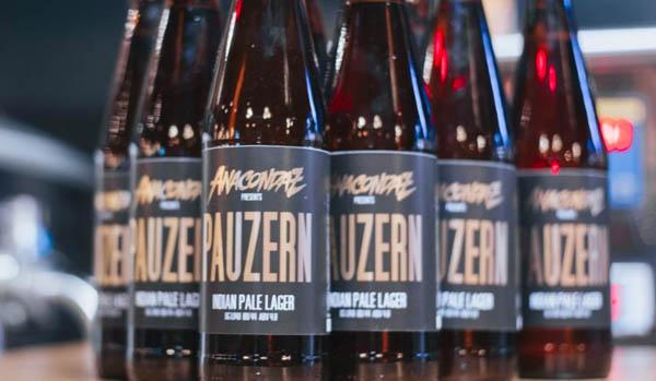 Пиво от Anacondaz