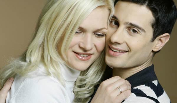 Антон и Виктория Макарские